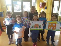 School Art Competition Winners