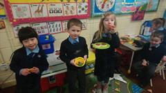 Ms. Doherty Junior Infants