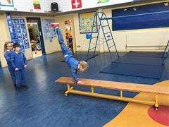 Room 16 - Gymnastics
