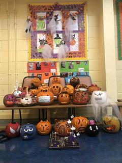 Design a Pumpkin Competition