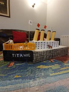 Titanic Work from Room 17