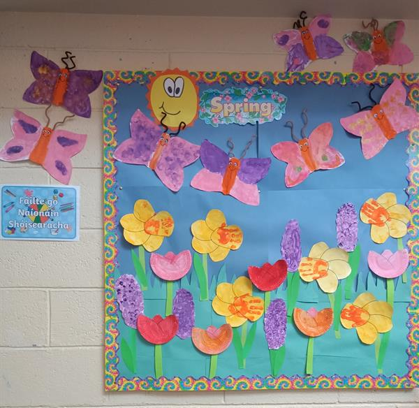 Spring has Sprung in Room 4
